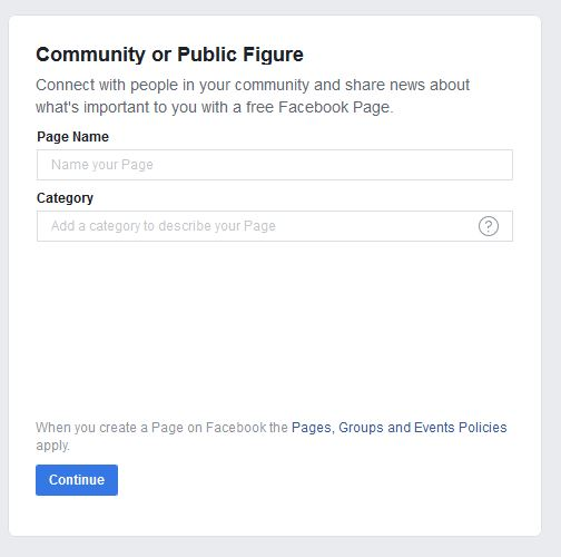 How To Create A Facebook Page | Cyber Bytes